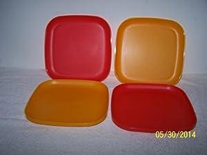Tupperware Luncheon Plates