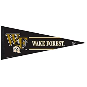 Buy Wake Forest Demon Deacons Official NCAA 29 Pennant by WinCraft