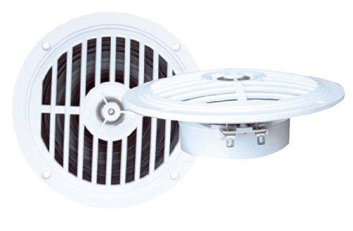 PYLE PLMR57W 5 1/4'' Dual Cone Waterproof Stereo Speaker System
