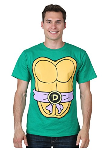 I Am Donatello TMNT Costume T-Shirt Large