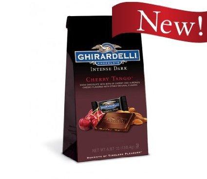 Ghirardelli Chocolate Intense Dark Cherry Tango