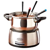 Nostalgia Electrics FPS200 Electric Fondue Pot
