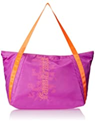 Fastrack Women's Tote Bag (Purple) - B00OFODLHG