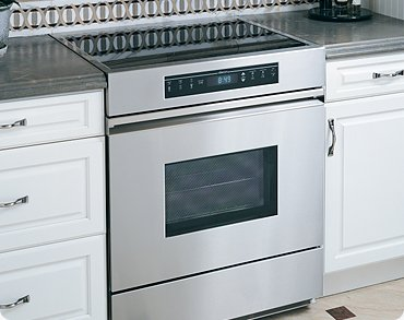 Whirlpool ceramic top self cleaning electric range GLASS SHATTERED!