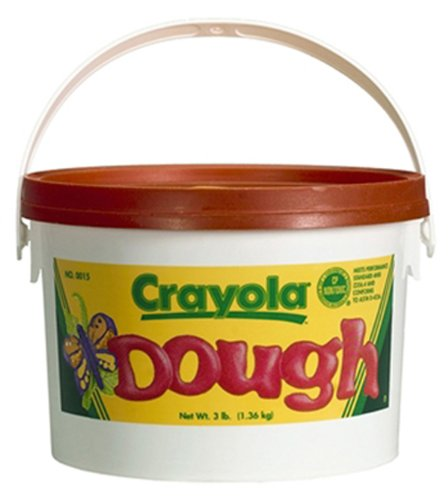 Crayola Modeling Dough, Red, 3 Lb. Bucket; no. BIN1538