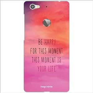 Design Worlds Back Cover Letv Le 1S - Phone Cover Multicolor