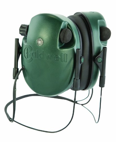 Caldwell E-Max Behind-The-Neck Hearing Protection,