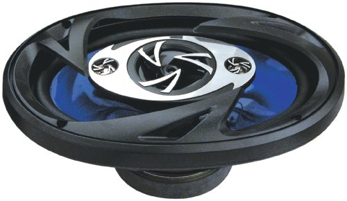 Naxa Ncs-771 6 X 9-Inch 4-Way Speaker