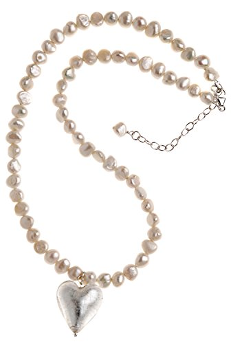 amanti-venezia-freshwater-pearl-and-silver-murano-heart-necklace-of-length-40-46-cm