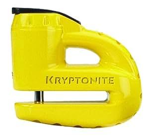 KRYPTONITE ( クリプトナイト ) ロック 5-S2ディスクロック MATTE YELLOW 000884