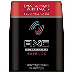 Axe Body Spray Twin Pack, Essence, 8 Ounce
