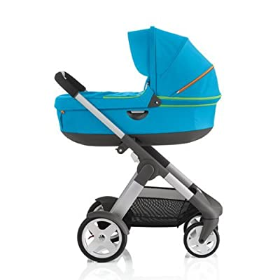 Stokke Crusi Stroller Urban Blue Color