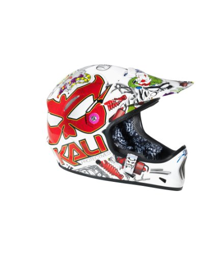 Buy Low Price Kali Protectives Avatar Freaky Bike Helmet (30603604-p4)