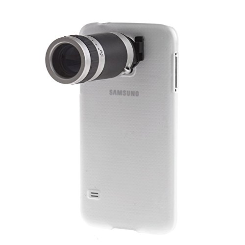 Shopping_Shop2000 8X Optical Zoom Telescope Camera Lens Case Cover Kit For Samsung Galaxy S5 I9600
