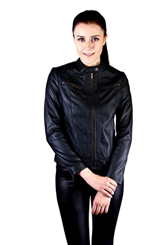Cherry-and-Coco-Womens-Black-leather-Jacket