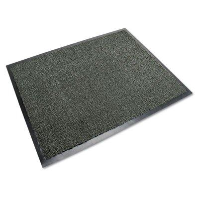 3M Nomad 5000 Black/Gray 3' X 5' Carpet Matting front-290328