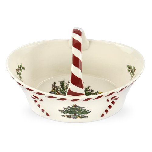 Christmas candy dishes