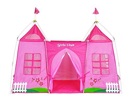 Check Out This Giga Tent Girls Club Kids Play Tent