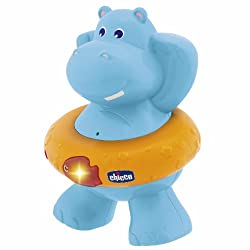 Chicco Hippo Electronic Bath Toy