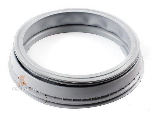DREHFLEX® - Türmanschette / Türdichtung für diverse Geräte aus dem Hause Bosch Siemens Constructa Neff Balay - passend für Teile-Nr. 00354135 // MAXX WFC WFH WFL WFO WH