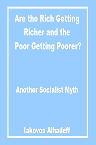 the widening disparities between the rich and the poor