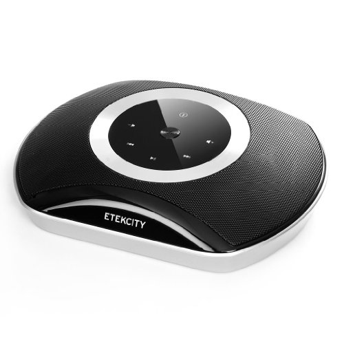 Etekcity® Roverbeats T1 Portable Wireless Bluetooth Speaker With 4 Speaks, Enhanced Bass Resonator, Touch Media Controls, Csr2.1 Chip, Radiation Protection, Powerful Sound For Mp3 Players, Smart Phones, Pads, Laptops