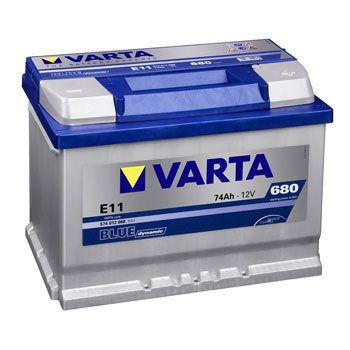 Varta Blue Dynamic Autobatterie B34 5451580333