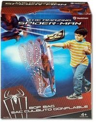 "The Amazing Spiderman 36"" Inflatable Bop Bag - 1"