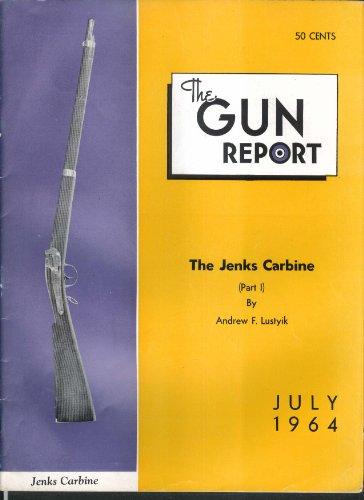 Gun Report Jenks Carbine Philadelphia Deringer Luger Cannon Igniters 7 1964