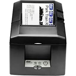 Star Micronics TSP654II Direct Thermal Printer - Monochrome - Wall Mount - Receipt Print 39449660 by Star Micronics