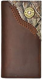 Justin Original Workboots Brown Outdoor Rodeo Wallet