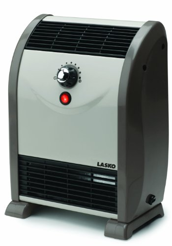 Lasko 5812 Air-Flow Heater with Temperature-Regulation System (Lasko Air Heater compare prices)