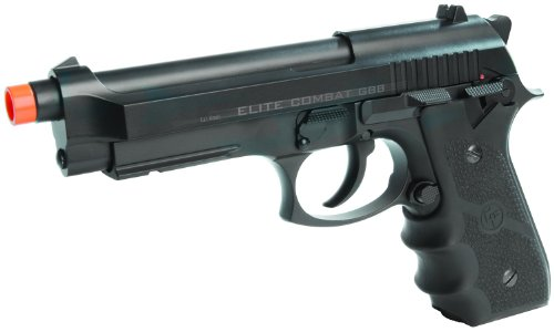 GameFace Elite Combat GBB Blowback Airsoft Pistol