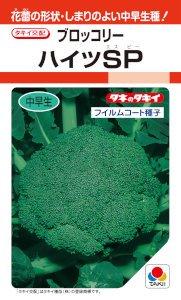 【種子】ブロッコリー ハイツSP 約120粒