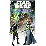 Star Wars 2009 Comic Book Action Figure 2Pack Dark Horse Republic #65 T'ra Saa & Tholme