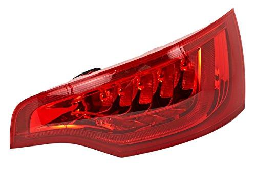 Audi Q7 Facelift Usa Type 2010- Led Tail Light Rear Lamp Right Oem