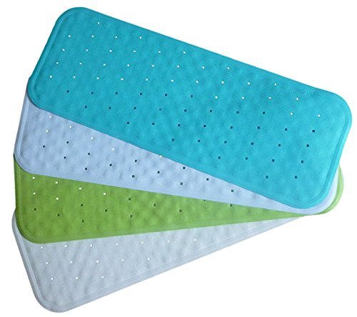 bath mat best for tubs and showers non slip natural amazon com round shower mat for walk in showers non