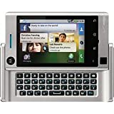 MOTOROLA DEVOUR A555 8GB GOOGLE ANDROID 3G SILVER CDMA VERIZON TOUCHSCREEN