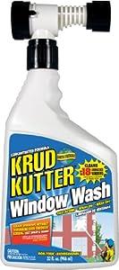 KRUD KUTTER WW32H Window Wash, 32-Ounce