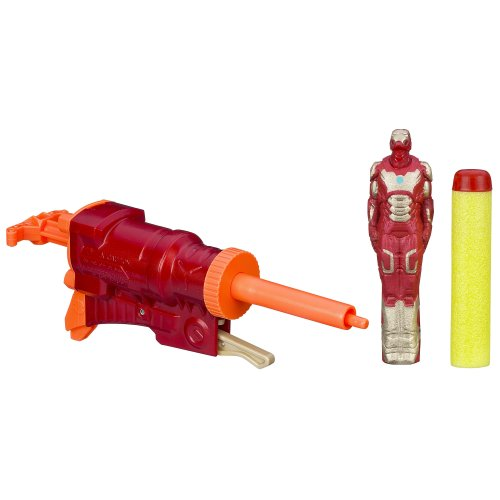 Marvel Iron Man 3 Iron Flyers Launcher - 1