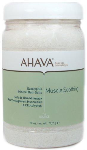 AHAVA - Muscle Soothing Eucalyptus Mineral Bath Salts