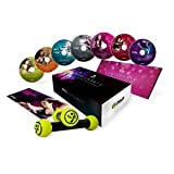 Zumba Exhilarate Body Shaping System DVD Set & FREE MINI TOOL BOX (ml)