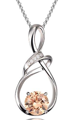 saysure-jewelry-collar-con-colgante-de-circon-chapado-en-platino-mujer-champagne-gold