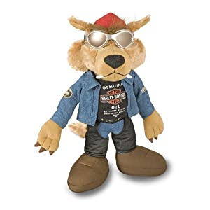 Kids Preferred Harley-Davidson Biker Club Road Wolf