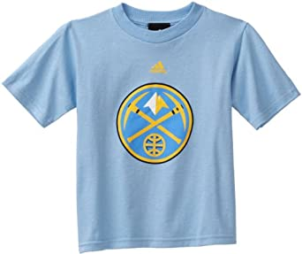 NBA Denver Nuggets Short Sleeve Tee Primary Logo - R4A3Ym-N Toddler by adidas