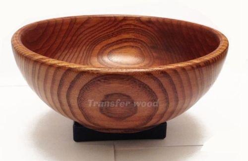 Top wooden bowl big distinctive restaurants bar sushi