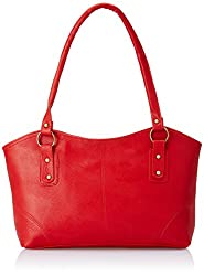 Alessia74 Women's Handbag (Red) (12967)
