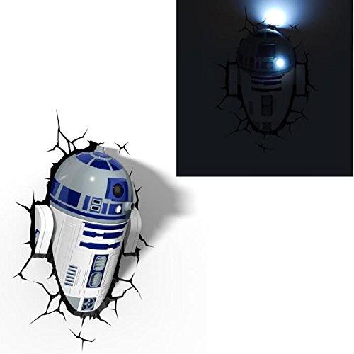 Lampada 3D: R2D2