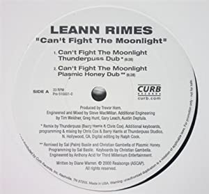 Can't Fight the Moonlight - O.S.T. [12 inch Analog]