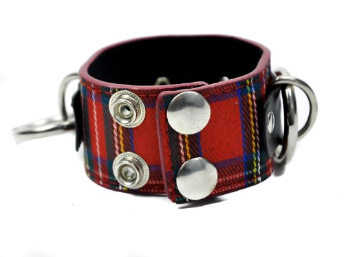 Red Plaid Tartan O Ring Wristband o ring for eheim 2213 and 2013 canister filters red
